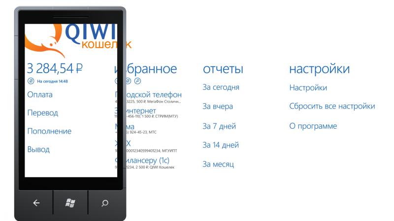 Киви кошелек приложение на айфон (iphone) приложения киви кошелек.